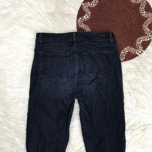 Paige Hoxton Ankle Jeans Sz 29 X 29 Skinny O3